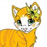 Рисунок профиля (Lissy Fox|кошечка Трикси)