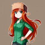 Рисунок профиля (marishka18072006)