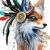 Рисунок профиля (~Кицунэ-рыжий-хвост~)