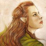 Рисунок профиля (⚜ Tauriel ⚜)