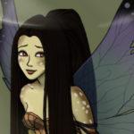 Рисунок профиля (Чёрный Лис)
