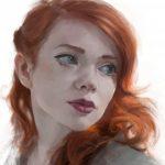 Рисунок профиля (Ульяна)