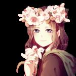 Рисунок профиля (TOP GIRl)