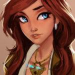 Рисунок профиля (Мирэль)
