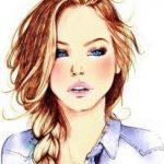 Рисунок профиля (❤️Love❤️)