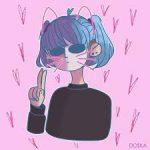 Рисунок профиля (♥ ♤ ♣ ♢crazycandybaby♢ ♣ ♤ ♥)