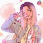 Рисунок профиля (CoffeePop)