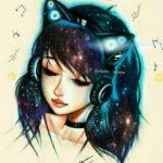 Рисунок профиля (Лилиана Снейп)
