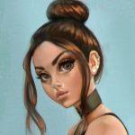 Рисунок профиля (Nastya)