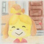 Рисунок профиля (Лисёнок キツネ)