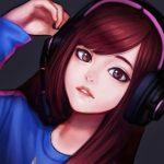 Рисунок профиля (ღ★Мϟλая★ღ ღ★ЛȧηӪчкɑ★ღ)