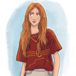 Рисунок профиля (Viki Malfoy)