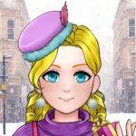Рисунок профиля (Лисица Зимняя(песец))