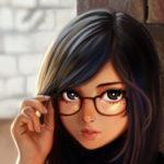 Рисунок профиля (Лика Солнечная)