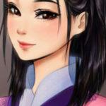 Рисунок профиля (-M A N G O-)