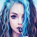 Картинка для Девочка с мечтой...