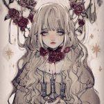 Рисунок профиля (Ҝ น ǿ ש น - ₮ ʁ ዟ✡)