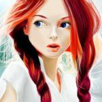 Рисунок профиля (:Ваша Настася:)