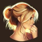 Рисунок профиля (Lady Macbet)