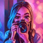 Рисунок профиля (Гермиона Грейнджер)