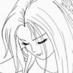 Рисунок профиля (Инфитоним)