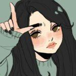 Рисунок профиля (AiMisaki)