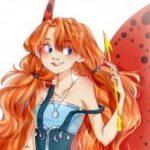 Рисунок профиля (Snake^-^)