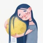 Рисунок профиля (Moon)