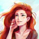 Рисунок профиля (Sophie Tribbiani)