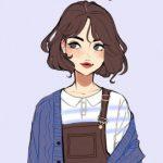 Рисунок профиля (●•╚╣Y╔╗å╚╣Y╔╗ℂ●•)