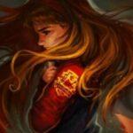 Рисунок профиля (Elena Black)
