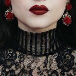 Рисунок профиля (Lady Death)