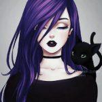 Рисунок профиля (🔥DarianaGrace🔥)