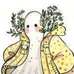 Рисунок профиля (Катя, которая с ушками)