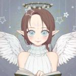 Рисунок профиля (Ленивый Ангел)