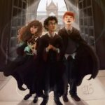 Рисунок профиля (Maria Potter)