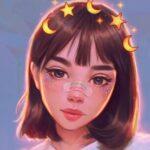 Рисунок профиля (❦𝑁𝑎𝑠𝑡𝑦𝑎❦)