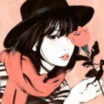 Рисунок профиля (Эрнесса Кастелье)