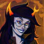 Рисунок профиля (•~Вриска Серкет~•)