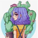 Рисунок профиля (🌵𝓔𝓿𝓪🌵)