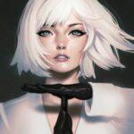 Рисунок профиля (Люба Хьюго)