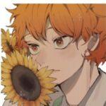 Рисунок профиля (꧁༺OTAKU༻꧂)