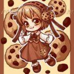 """Рисунок профиля (""""~the Queen of cookies~"""")"""