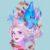 Рисунок профиля (Эльза Нирлиа Юки сестра Хаку Юки из Наруто)