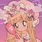 Рисунок профиля (𖣔 𝐲𝐨𝐧𝐧𝐨𝐨𝐦 𖣔)