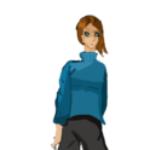 Рисунок профиля (Воин ветра)