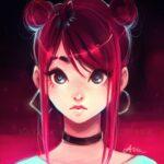 Рисунок профиля (Lina)