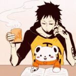 Рисунок профиля (Yuraii666)