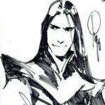 Рисунок профиля (Мелькор Бауглир)