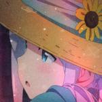 Рисунок профиля (Rose-Chan)
